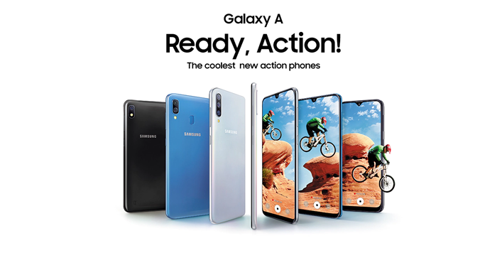 Samsung's A Series, perfect phones for pandemic times, get the spotlight at Unpacked