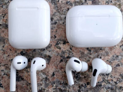 Redesigned AirPods are coming soon, report claims